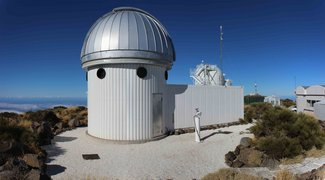 dansk astronomis egen stjerne